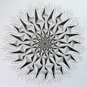Snowflake 2007-TheMandalaLady