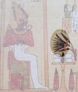 papyrus sample