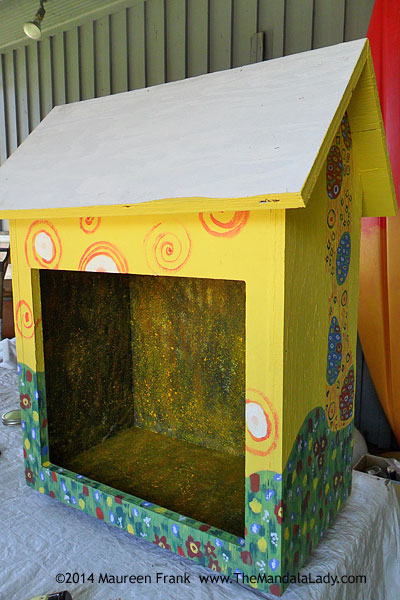 Little Library: Day 8 - 10