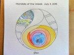 Glass Mandala: 05