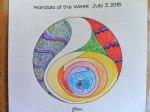 Glass Mandala: 12