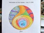 Glass Mandala: 17