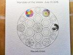 Mandala Artists Mandala - 04
