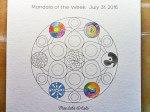 Mandala Artists Mandala - 06