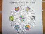 Mandala Artists Mandala - 09