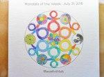 Mandala Artists Mandala - 14