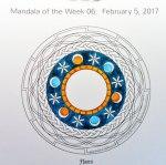 MotW 17-06: 4 - Manganese Blue Hue