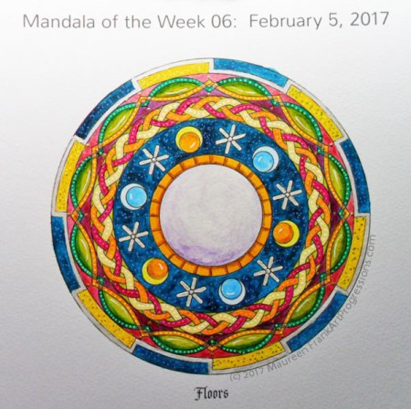 MotW 17-06: 20 - Gel Pens (dots and white lines)